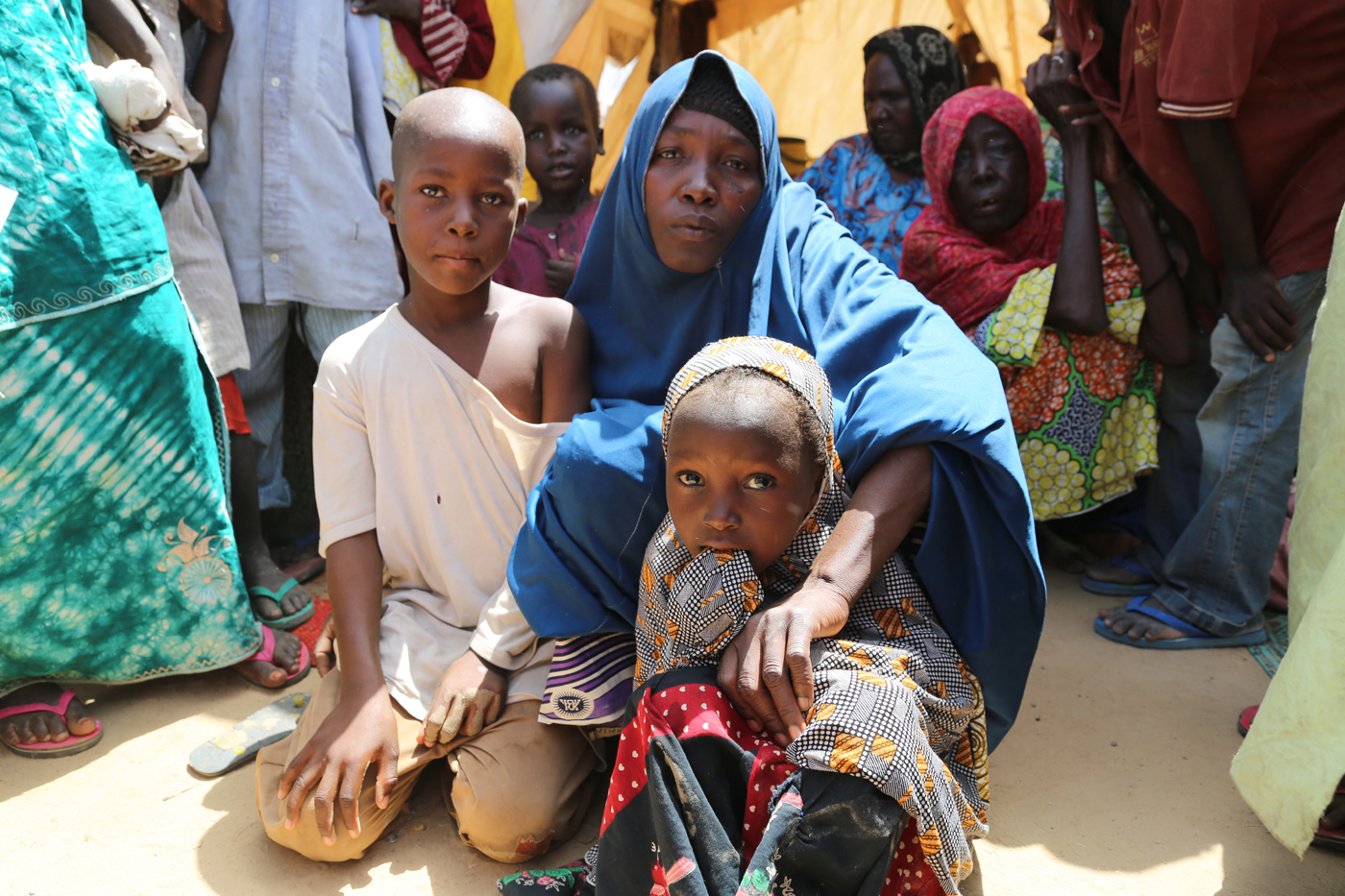 CERF allocates $13 million in support of people in north-eastern Nigeria