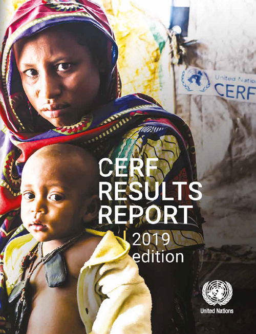 CERF Results Report 2019 edition