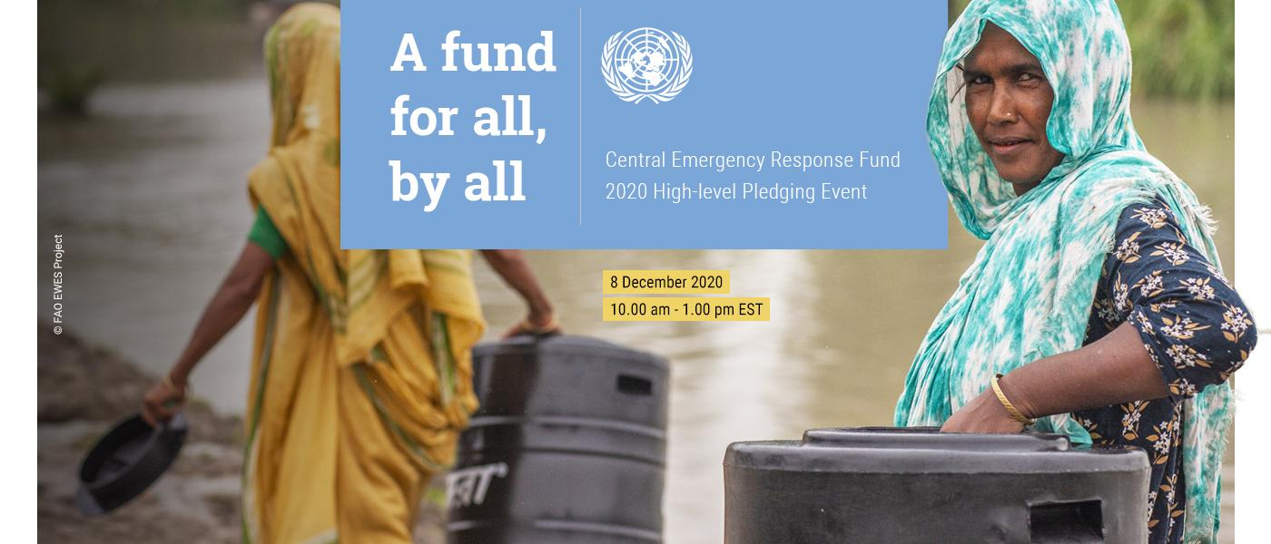 CERF High-Level Pledging Event