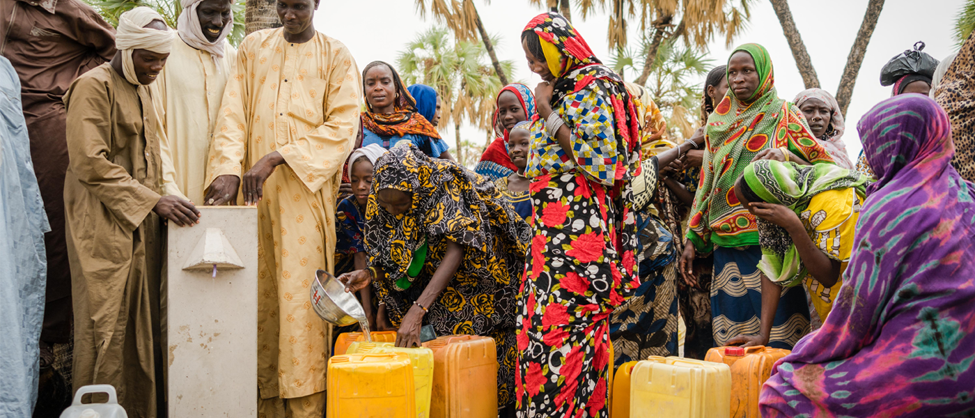 Clean water reduces mortality in Lake Chad region