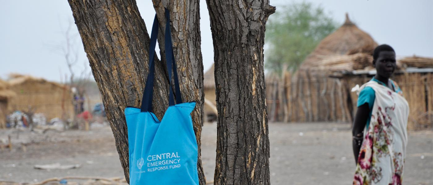 South Sudan: CERF provides lifeline to emergency response activities