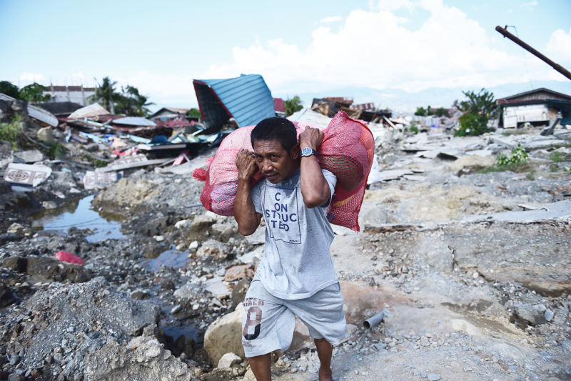 Indonesia: CERF allocates US$15M for people affected by earthquake and tsunami