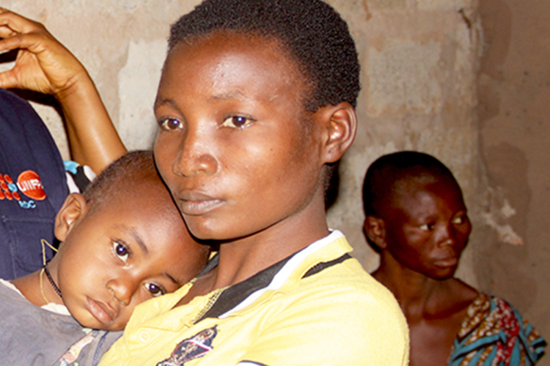 Overcoming fear to reach reproductive care in Kasai