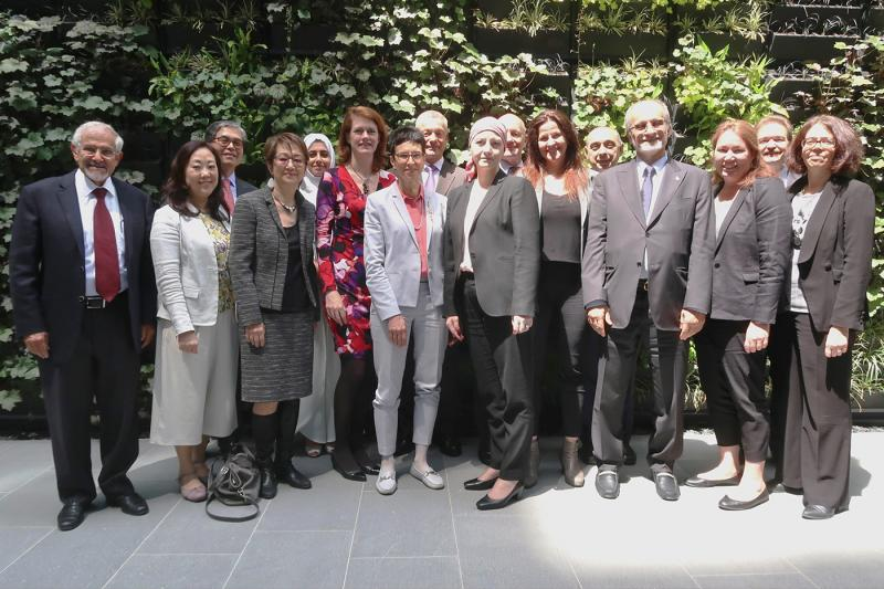 cerf cerf advisory group encourages strong international commitment to the fund at annual meeting in geneva