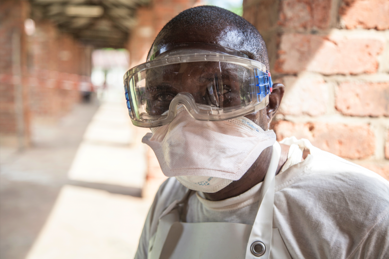 Timely funding to help contain Ebola virus in DRC